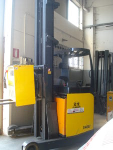 CARRELLO RETRATTILE OM THESI 14  MATR. F24519M00439