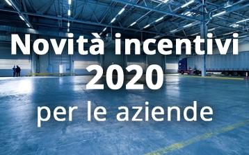 Incentivi 2020 per l'acquisto di carrelli elevatori